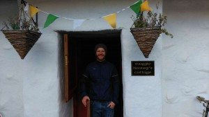 Tour Guide at Loughcrew Cottage