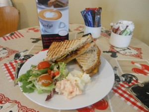Food at Loughcrew Megalithic Centre