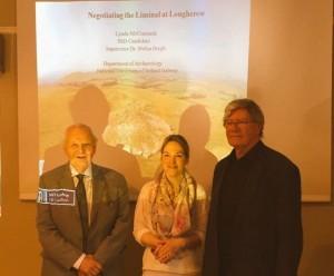 Lynda McCormack and MAHS Talk at Loughcrew