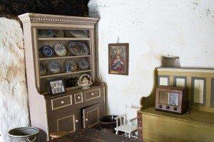 Dresser in Maggie's Cottage
