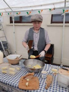 butter making