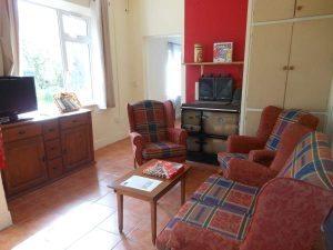 Common Room At Loughcrew Hostel