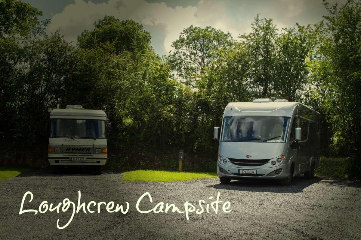 Loughcrew Accommodation - Campervan and Caravan Site