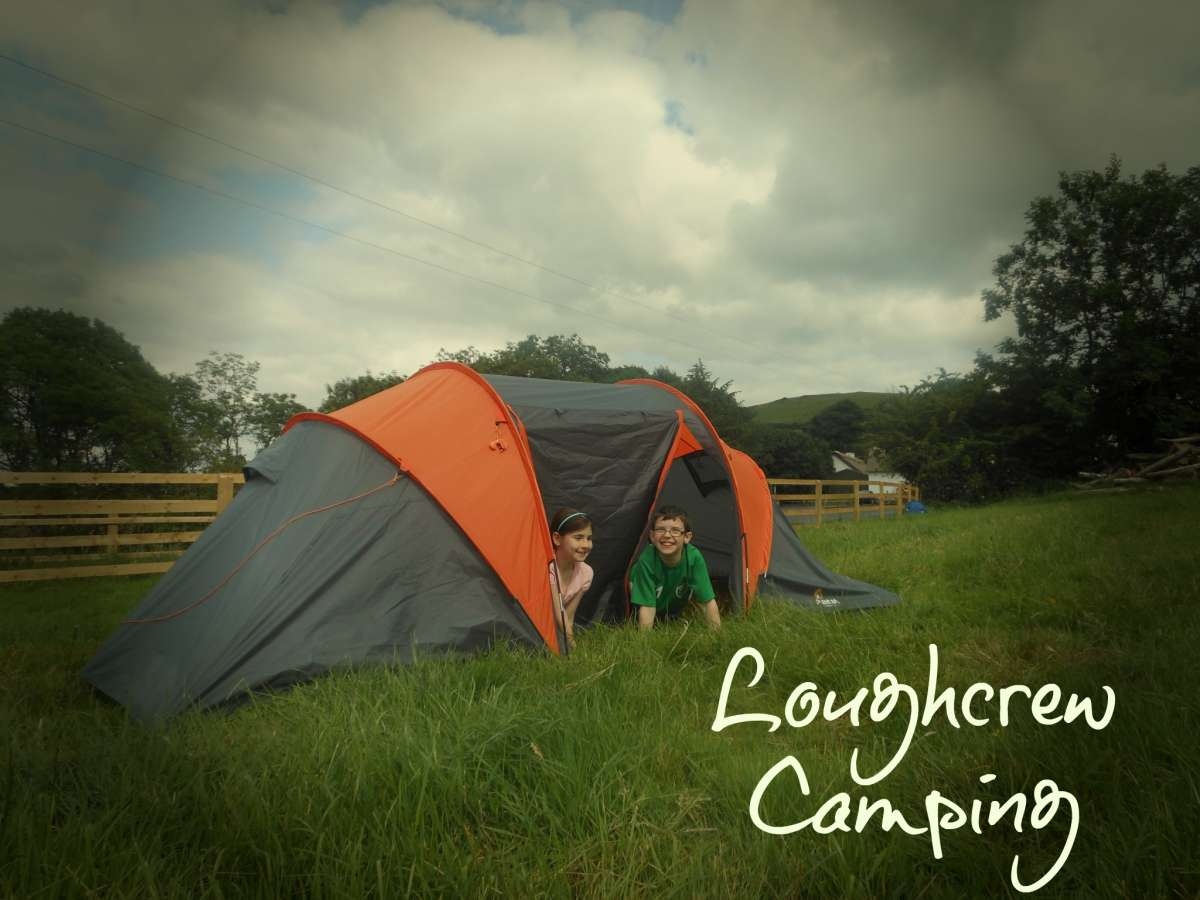 Loughcrew Accommodation - Camping and Campsite