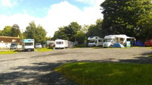 Camping in Meath