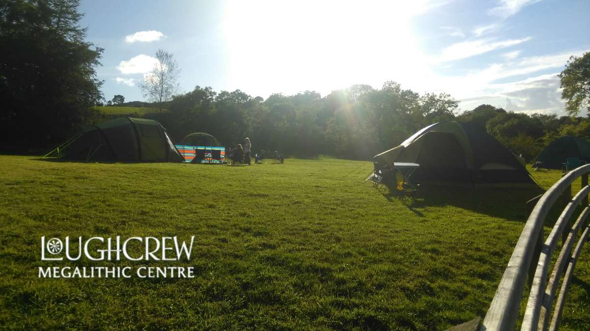 Loughcrew Camping 1