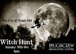 Witch Hunt Sunday 30th Oct 4pm