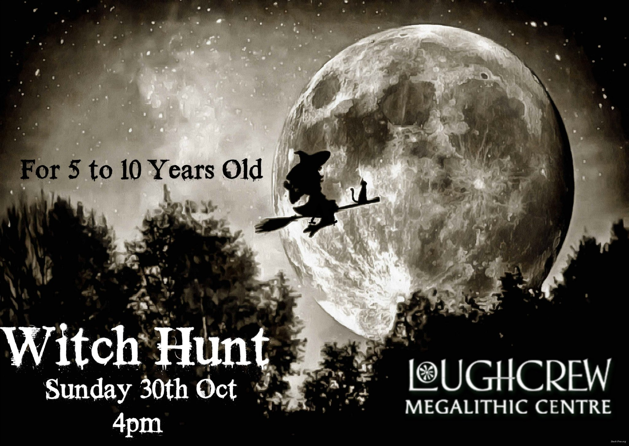 Witch Hunt at Loughcrew