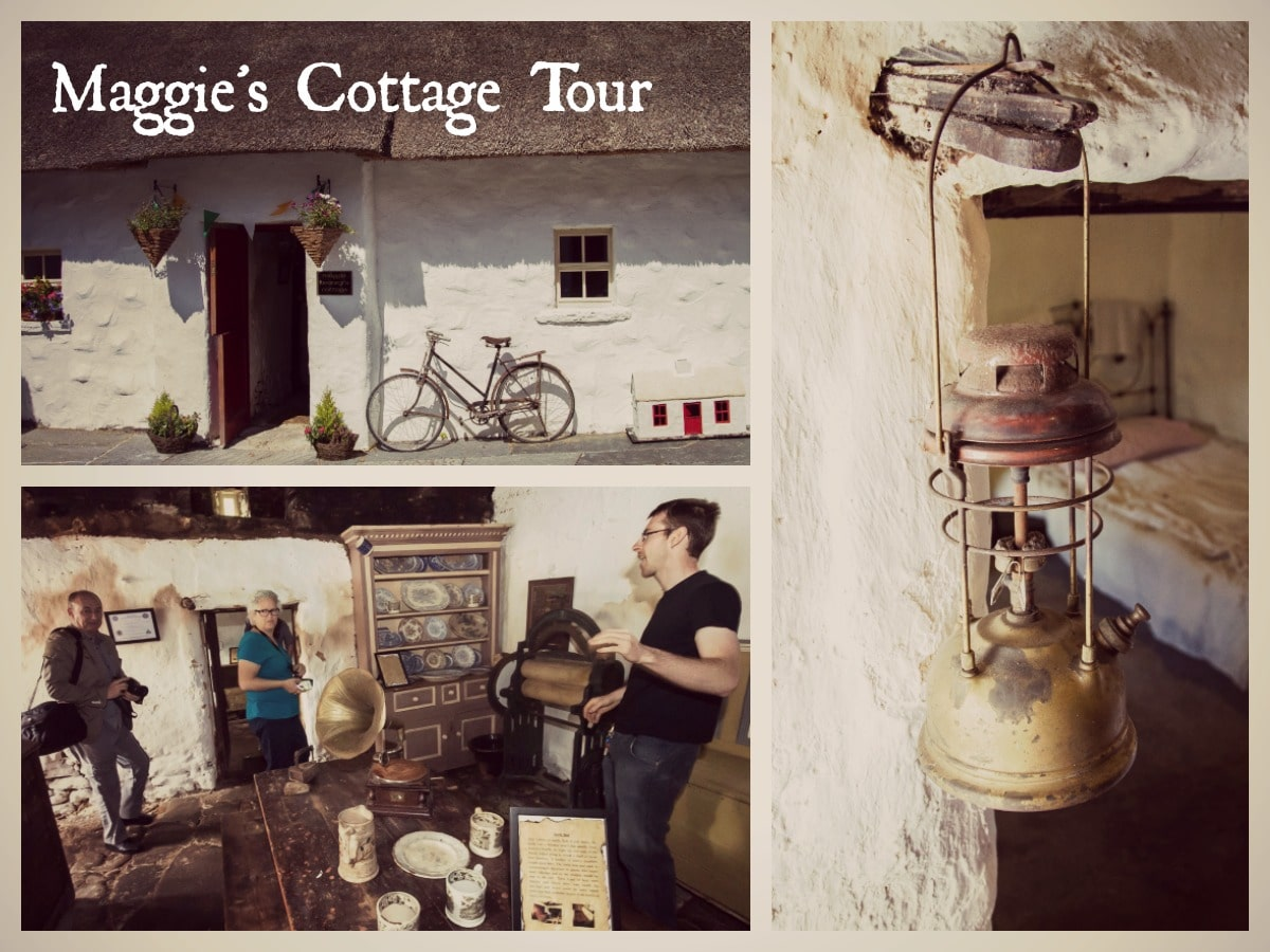 Tour of Maggie's Heritage Cottage
