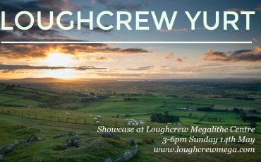 Loughcrew Yurt Launch